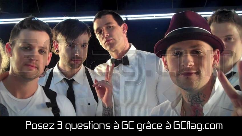 Posez 3 questions à GC grâce à GCflag.com