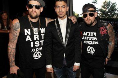 Joel, Benji et Joe Jonas