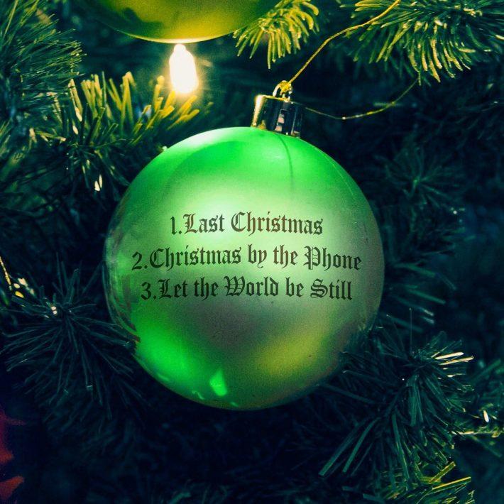 Liste Chansons GC Christmas
