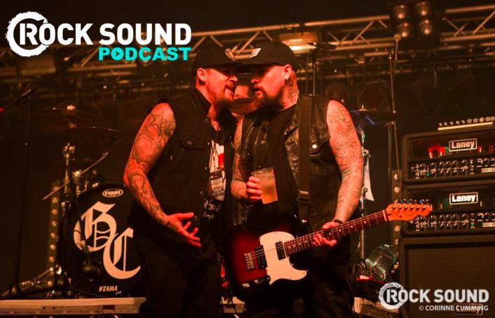 Joel et Benji Rock Sound