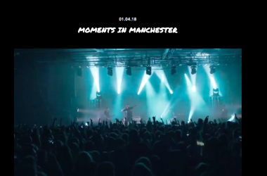 Moments in Manchester GC FAM