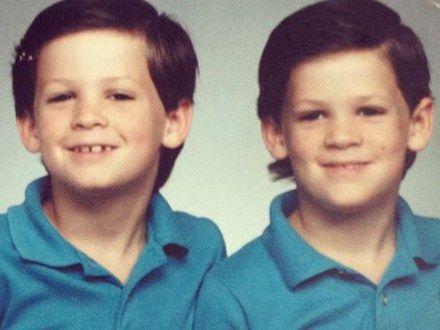 Joel et Benji Enfants